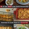 Casseroles to Crock Pot Round Up