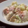 Ham & Cheddar Chicken Skillet Dinner