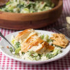 Easy Caesar Salad with Two Minute Dressing