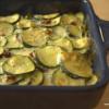 Zucchini Gratin - Low Carb, Grain Free, THM S