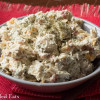 Bacon Ranch Cheddar Chicken Salad - Low Carb