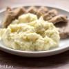 Best Ever Dairy Free Mashed Cauliflower