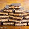 Buttery Walnut Toffee - Sugar Free, Low Carb, THM