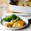 Tuscan Chicken Casserole - Low Carb Grain Free THM S