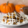 Pumpkin Roll Pancakes - Low Carb, Grain Free, THM S