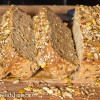 Sprouted Quinoa Bread - Low Fat, Gluten Free, THM E