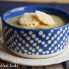 Creamy Garlic Soup - Low Carb, Dairy Free, Fuel Pull