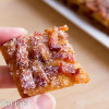 Low Carb Maple Bacon Crack