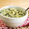 Chicken Florentine Soup - Low Carb, Grain Free, THM S
