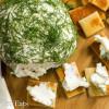 Feta & Dill Cheese Ball - Low Carb, Grain Free, THM S