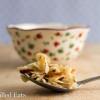 Almond Coconut Sesame Seed Granola - Low Carb, Grain Free, THM S