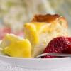 Triple Layered Lemon Cake - Low Carb, Grain Free, THM S