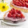 Raspberry Mousse Tart - Low Carb, Grain Free, THM S