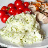 Easy Fennel Coleslaw - Low Carb, Grain Free, THM S