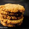 Crunchy Peanut Cookies - Low Carb, Grain Sugar Egg Free, THM S