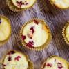 Cranberry Orange Muffins - Low Carb, Grain Free, THM S