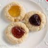 Low Carb Jam Thumbprint Cookies - Grain Free, THM S