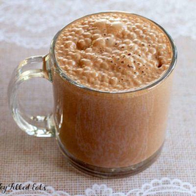 The BEST Healthy Hot Chocolate Recipe Low Carb Keto