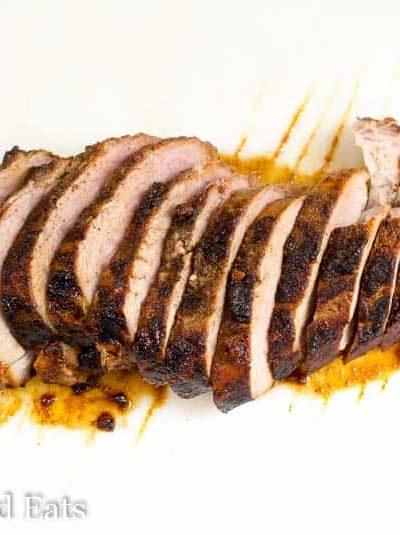 Smoked Paprika Pork Tenderloin Rub Low Carb Keto