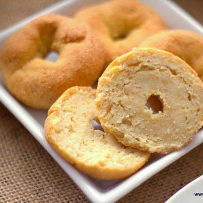 Mini Bagels Low Carb Keto Gluten & Grain Free