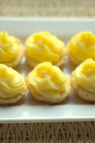 Mini Lime Tartlets – Low Carb, Gluten & Sugar Free