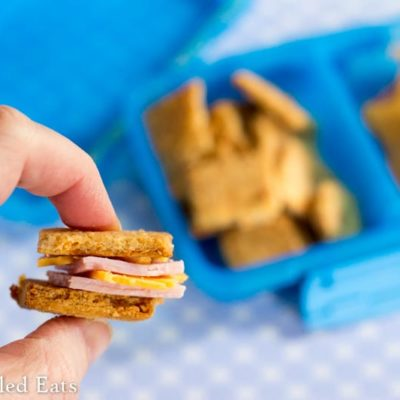 Cheese Crackers Keto Low Carb Gluten-Free