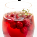 pinterest image for keto sangria