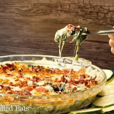 Bacon Spinach Dip Recipe