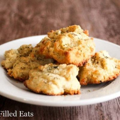 Almond Flour Biscuits – Easy, Low Carb, Keto, THM S