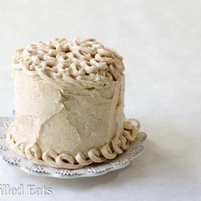 Mini Snickerdoodle Layer Cake