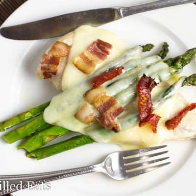 Easy Chicken & Asparagus Sheet Pan Dinner