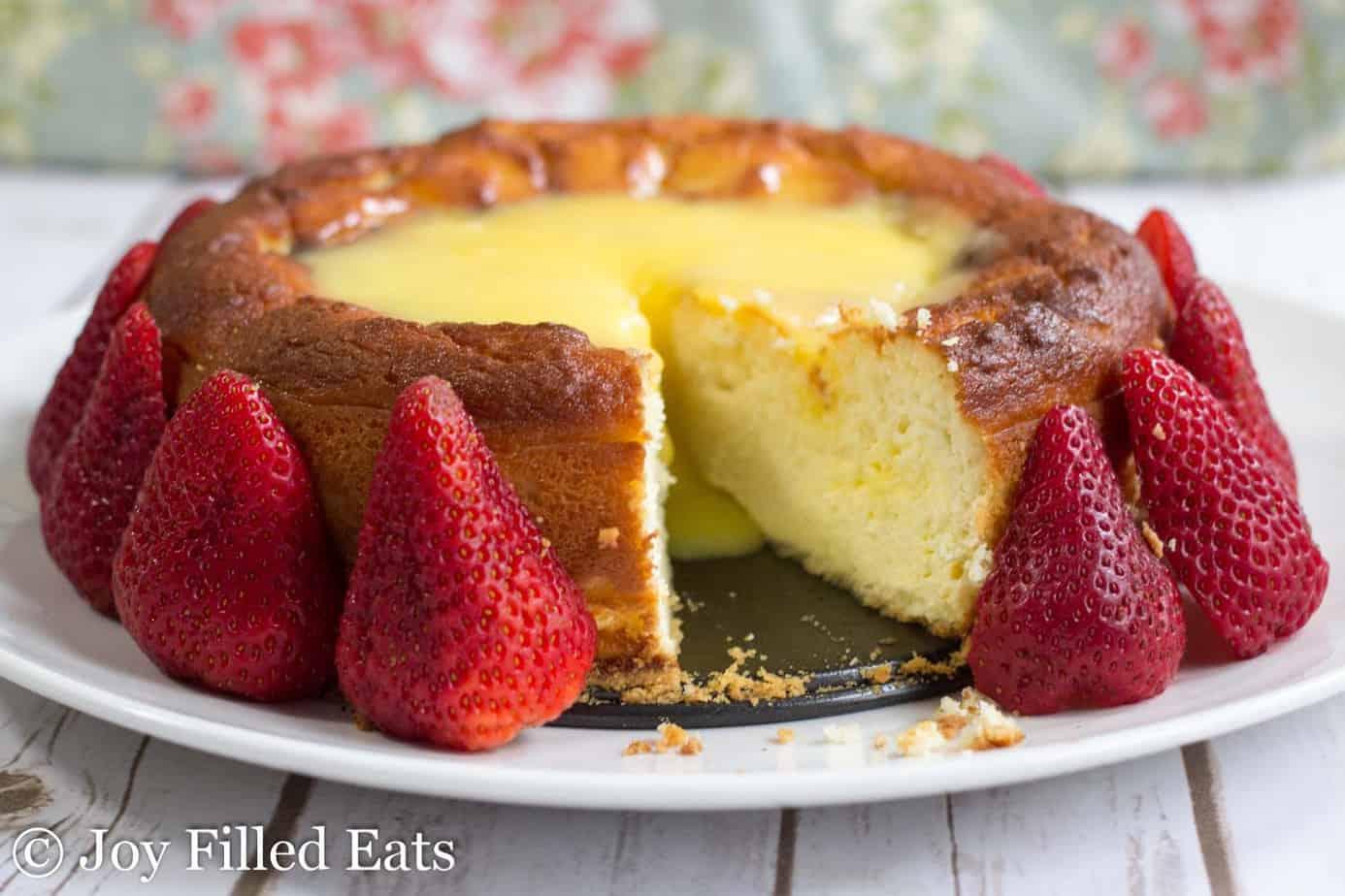 Thm Baking Blend Lemon Cake