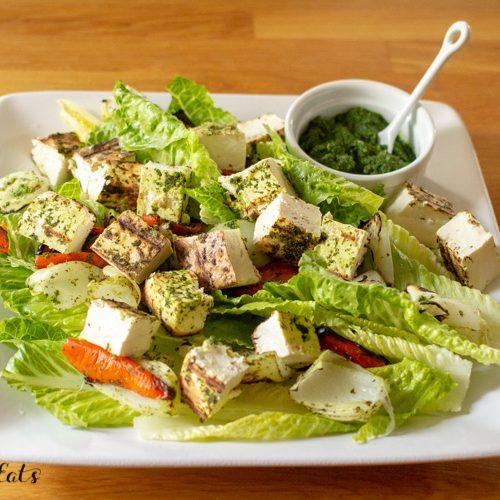 Caesar Salad Recipe In Hindi