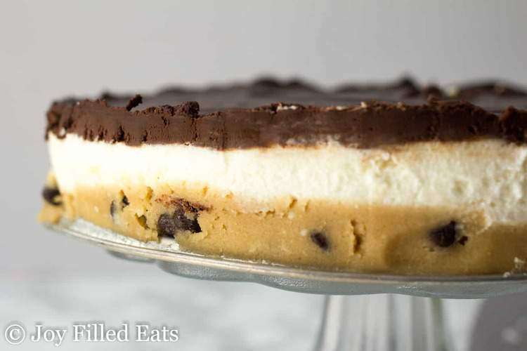 All Recipes Chocolate Chip Cheesecake