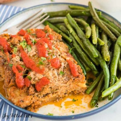 Ground Turkey Meatloaf Recipe Easy Low Carb Keto