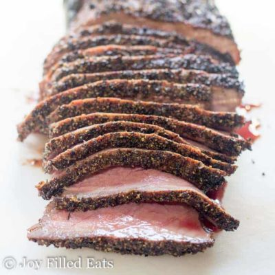 Java London Broil Recipe for the Grill