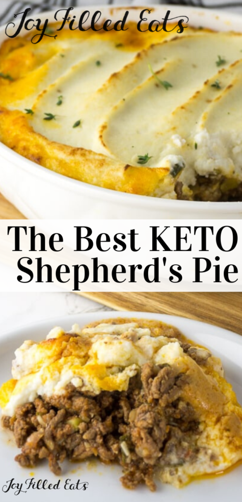pinterest image for shepherd's pie