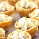 pinterest image for keto pumpkin pie bites