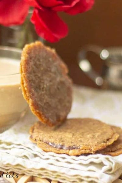 Florentine Cookies Recipe – Low Carb Keto Gluten-Free