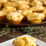 pinterest image for keto french onion soup bread bowl bites