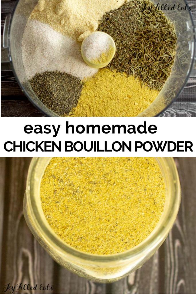pinterest image for bouillon powder