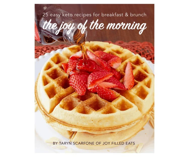 The Joy of Morning ebook cover