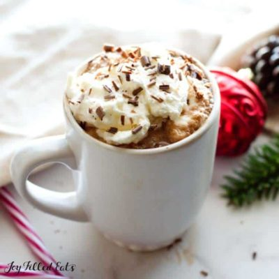 Peppermint Mocha Recipe – Sugar Free Keto Low Carb