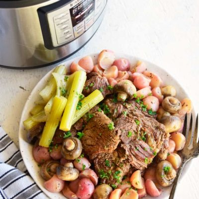 Instant Pot Pot Roast Recipe Low Carb Keto Easy