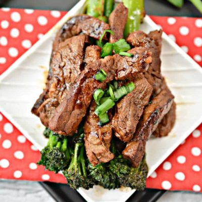 Beef and Broccoli Recipe Stir Fry Low Carb Keto