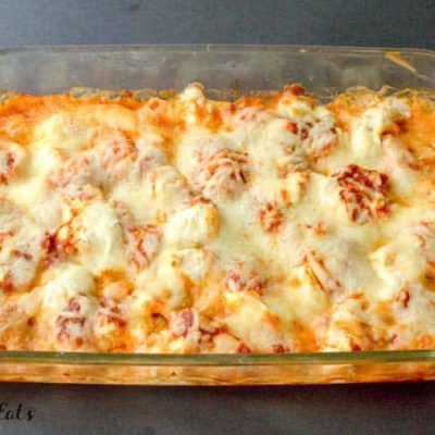 Keto Pizza Casserole – 5 Ingredients, Easy, Low Carb