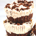 pinterest image for keto no-bake oreo cheesecake bites