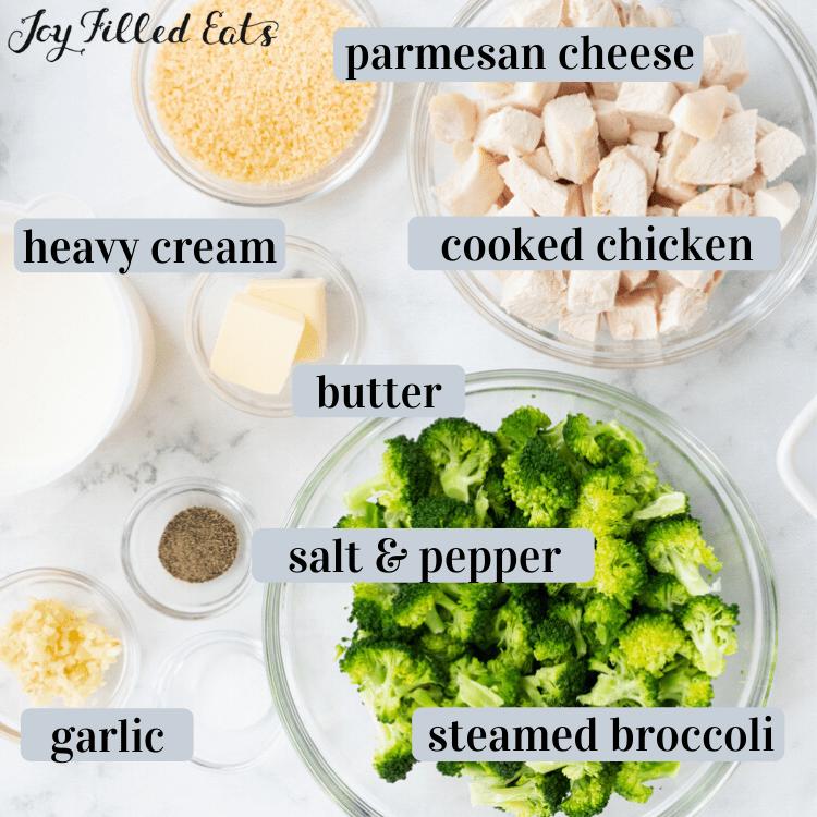 Keto Chicken And Broccoli Recipes