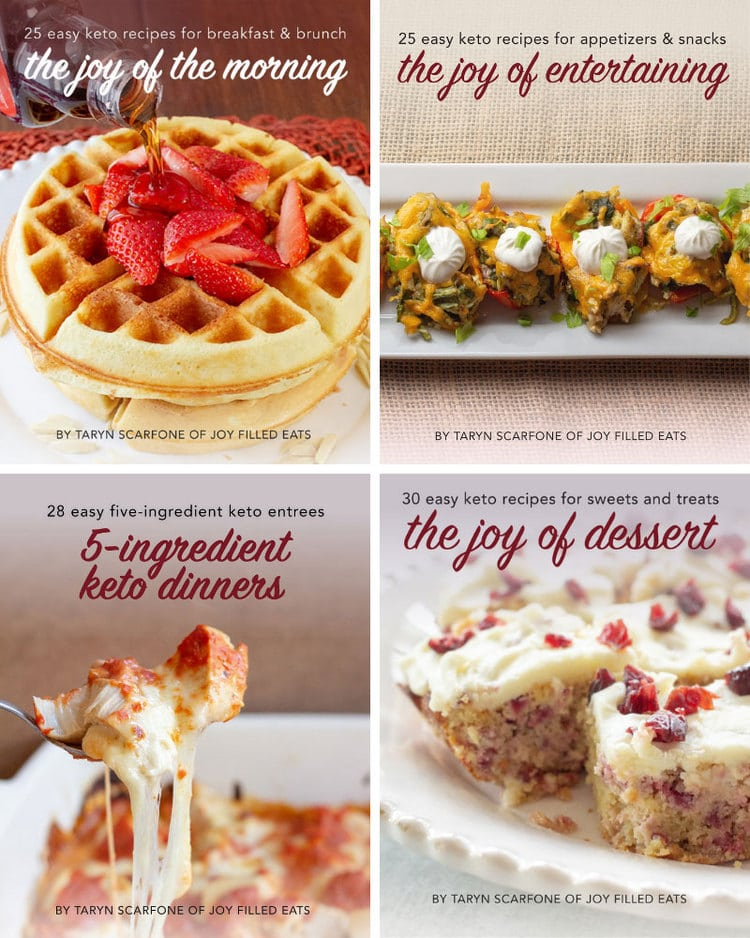 Joy Filled Eats Cookbooks