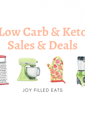 graphic for keto sales page